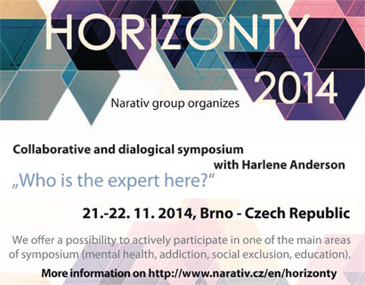 HORIZONTY 2014: Who is the expert here?
