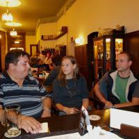Setkání s mexickým kolaborativním terapeutem dr. Atoche